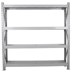 Standard Model Four Level Capacity 450LBS/ 200kg Per Shelf Medium Duty  Shelving