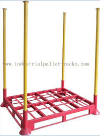 Heavy Duty Portable Steel Stack Rack Used In Warehouse Space Saving