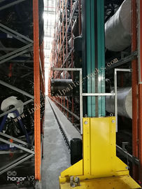 Heavy Load Stack Crane For Automated Storage And Retrieval System Running Speed 300M/MIN